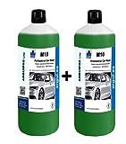 ARGUIPRO Line Oferta Pack 2X1 Litro M10. Professional Car Wash. Champú espumante Ultra Concentrado. Detergente Neutro Extra Brillo para Coches.