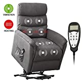 Best Power Lift Recliners - Electric Lift Chairs for Elderly, Bonzy Home Massage Review