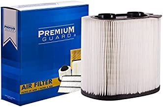 PG Air Filter PA8220  Fits 2017-19 Ford F-250 Super Duty, F-350 Super Duty, 2018 F-450 Super Duty, 2017-19 F-550 Super Duty