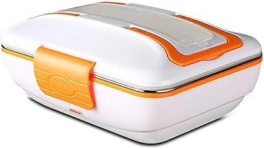 FANGSHUAI Boîte électronique Déjeuner, Multifonction Portable 304 en Acier Inoxydable Alimentaire Bureau Chaud de Riz Boît...