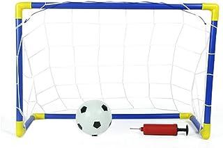 Fotbollsnät bärbar fotboll mål barnleksaker bärbara barn fotbollsmål fotbollsmål set 60 x 29 x 41 cm för barn fotboll trän...