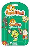 Jeu 7 Familles: Les animaux du jardin - Dès 5 ans