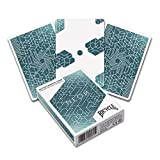 Fournier 1044643 Bicycle Neon Cardistry Cards Deck, Blue