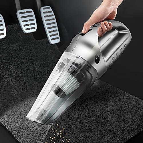Voor auto's Mat Stofzuiger 120W vermogen Reizende stofzuiger (Zilver)