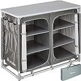 TecTake 800585 - Cocina de Camping, Aluminio, Ligera, Plegable - Varios Modelos (Tipo 5 | No. 402923)