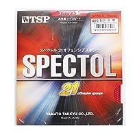 ティーエスピー(TSP) スペクトル・21sponge 赤 5 20072 40
