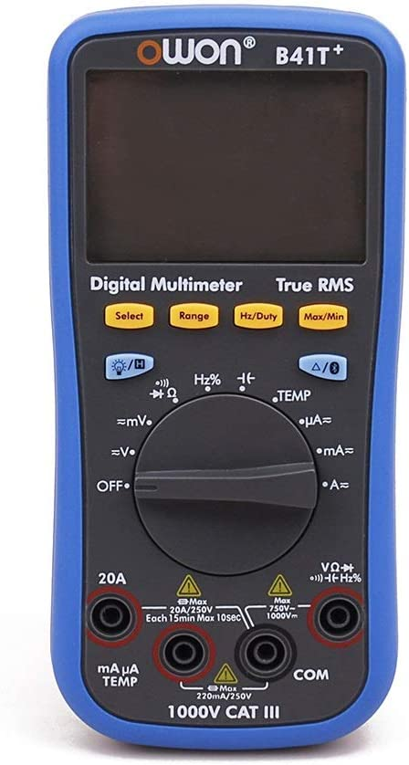WFAANW Precise instrument B41T+ 4 1 Austin Special Campaign Mall With 2 Bl Multimeter Digital