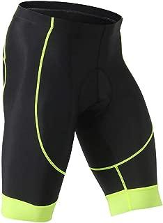 DishyKooker Men/Women Summer Breathable Cycling Shorts Sports Tight Riding Bike Short Pants