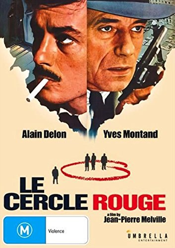 Vier im roten Kreis / The Red Circle (1970) ( Le Cercle Rouge ) [ Australische Import ]