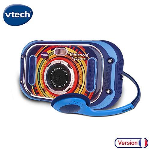 Vtech 163505 Kidizoom Touch 5.0 Kamera, blau