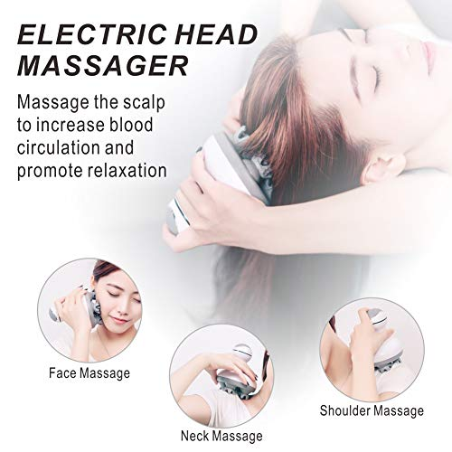 Hair Scalp Massager, Electric Head Massager