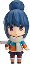 Max Factory Laid-Back Camp: Rin Shima (Deluxe Version) Nendoroid Action Figure