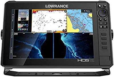 HDS-7 Live - 7-inch Fish Finder with Active Imaging 3 in 1 Transducer with Active Imaging Sonar