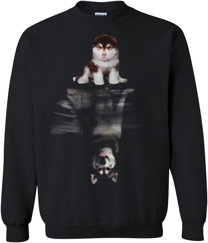 Vinteena Alaskan malamute unisex sweatshirts  tee