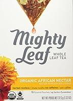 マイティ葉茶21397-3packマイティ葉茶アフリカのネクターハーブティー - 3×バッグ