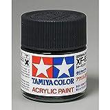Tamiya America, Inc Acrylic XF63, Flat German Grey, TAM81363