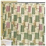 Popular Bath Inspirational Hope Fabric Shower Curtain - Love, Trust,Hope.