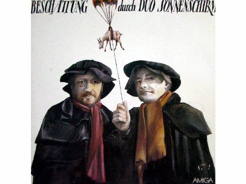 Beschattung durch Duo Sonnenschirm - 11 brachialromantische Gesänge [Vinyl LP record] [Schallplatte]