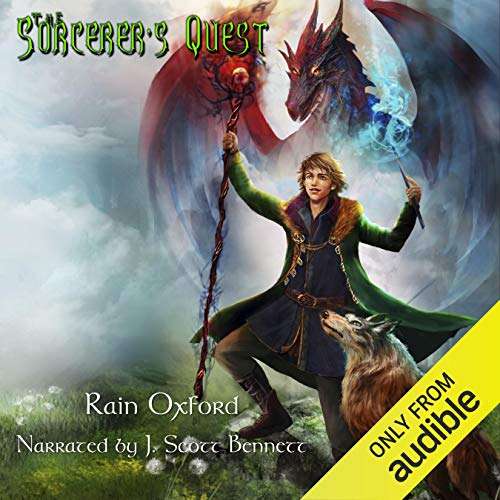 Couverture de The Sorcerer's Quest