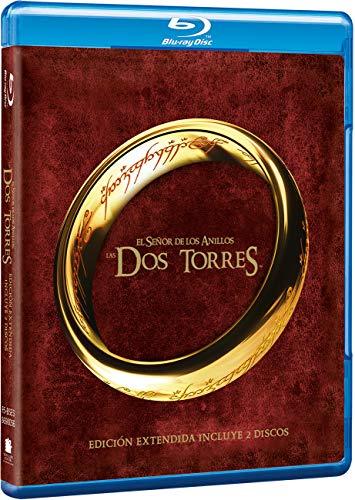 El Señor De Los Anillos: Las Dos Torres Ed. Extendida Blu-Ray [Blu-ray]