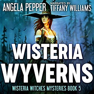 Wisteria Wyverns cover art