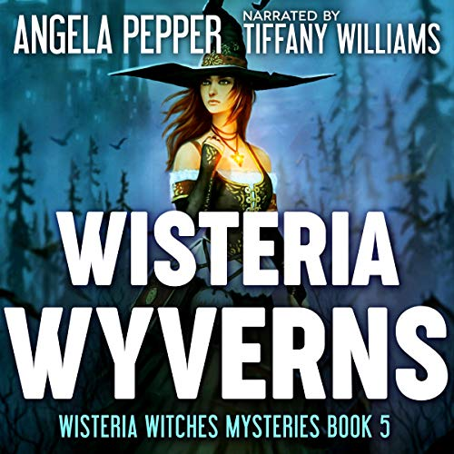 Wisteria Wyverns  By  cover art