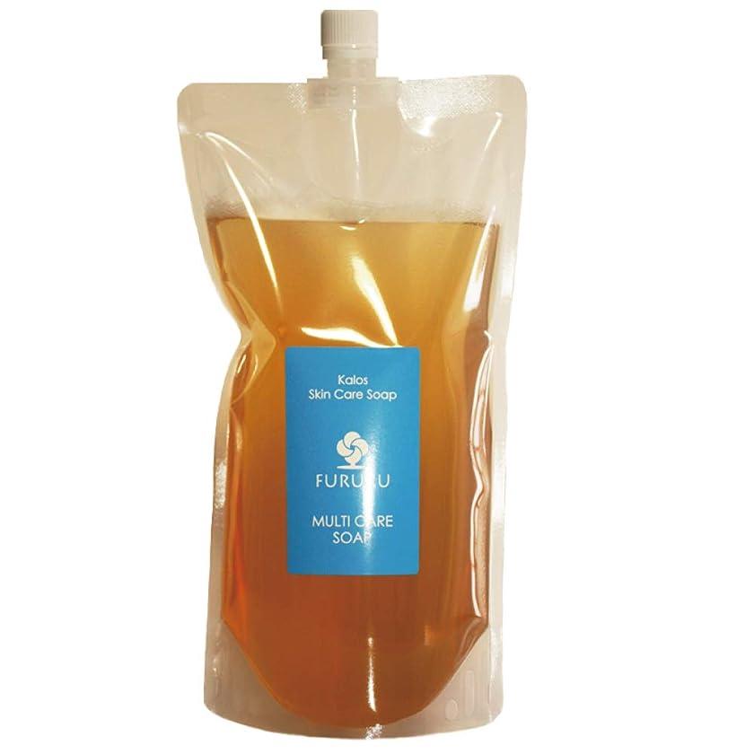 リード驚きパイントフルボ酸 FURURU ボタニカル シャンプー 詰替え用 (1000ml)