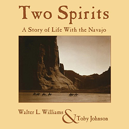 Two Spirits audiobook cover art