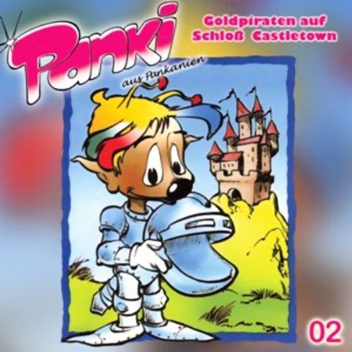 Goldpiraten auf Schloss Castletown (PANKI 02) Titelbild