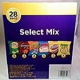 Frito Lay Select Mix Variety Box 28 Bags by Frito Lay