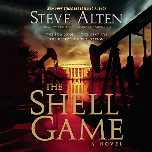 The Shell Game audiobook cover art