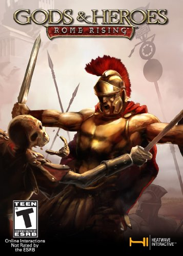 Gods & Heroes: Rome Rising - PC [video game]