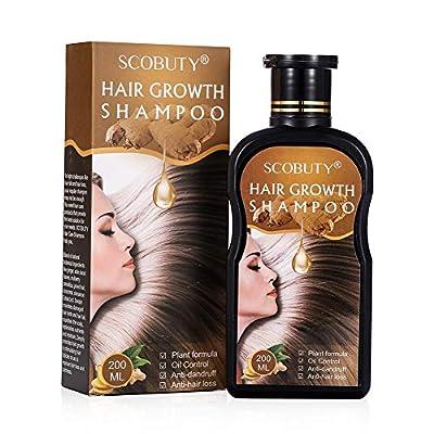 Hair Shampoo for Hair Growth, Hair Growth Shampoo, Shampoo for Thinning Hair and Hair Loss, Hair Loss shampoo,Anti-Hair Loss Shampoo for Thinning Hair and Hair Loss and Hair Regrowth Treatment,200ml