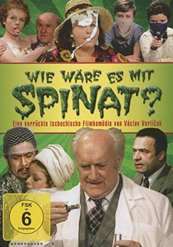 Wie Wäre Es Mit Spinat?
