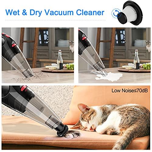 SMDEE Handheld Vacuum