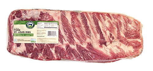 Pork Spareribs - Żeberka Surówe