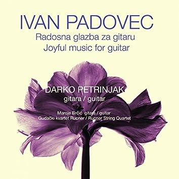 Radosna Glazba Za Gitaru - Ivan Padovec