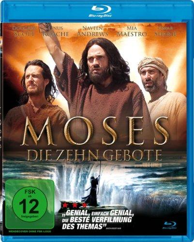 Moses - Die 10 Gebote [Blu-ray]