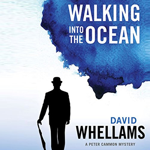 Walking into the Ocean audiobook cover art