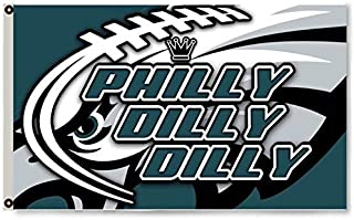 Astany Philly Dilly Dilly Flag Banner 3x5 Feet