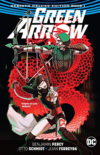 Green Arrow: The Rebirth Deluxe Edition Book 1