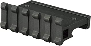 Lion Gears Low Profile Tactical Picatinny/Weaver 90 Degree Angle Pro Mount, 2.16