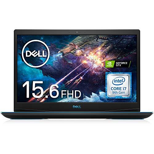 Dell ゲーミングノートパソコン G3 15 3590 Core i7 ブラック 20Q24B/Win10/15.6 FHD/16GB/512GB SSD/GTX1650