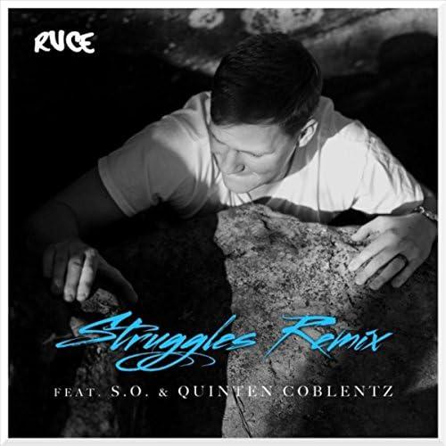 Ruce feat. S.O. & Quinten Coblentz