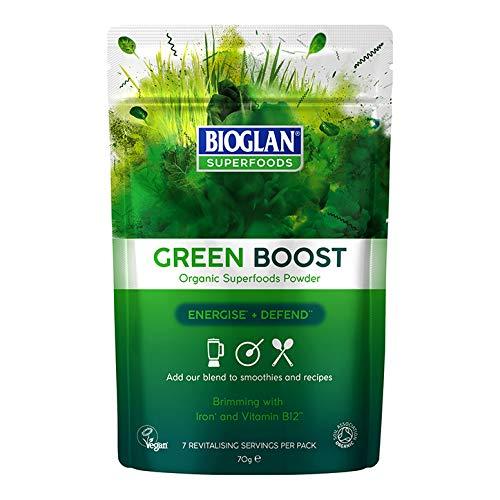 BioGlan Superfoods - Organic Green Boost 70g
