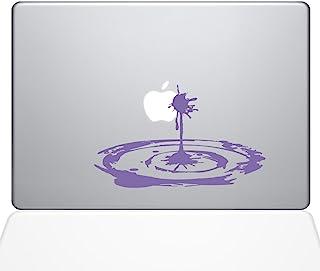 "The Decal Guru Apple Sauce Shot Macbook Decal Vinyl Sticker - 13"" Macbook Pro (2016 & newer) - Lavender (1268-MAC-13X-LAV)"
