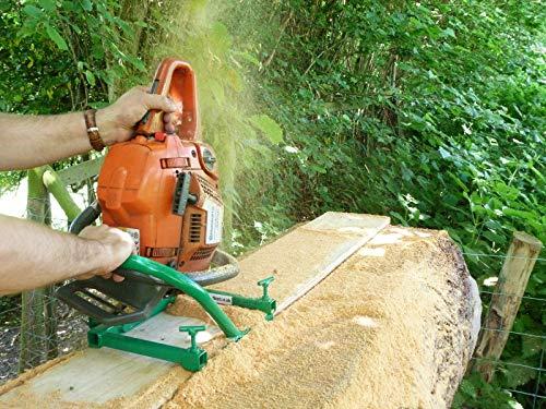 Sierra de cadena molino tablones de madera fresado corte vertical herramienta de corte pesado para motosierras para moler tablones y vigas