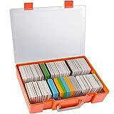 2200+ Card Game Case Holder, Trading Cards Storage for...
