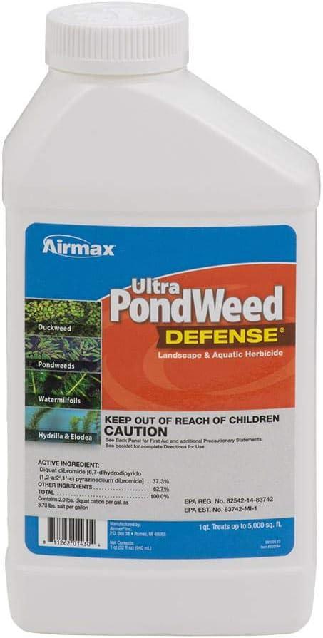 Airmax Sale SALE% OFF Ultra Pondweed Defense Aquatic Quart Oun Herbicide 32 specialty shop 1