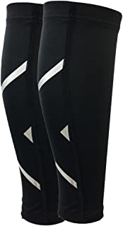 Qitun Calentadores De Pantorrilla De Compresi,Fitness & Exercise Enhanced Performance,Varicose Vein & Calf Pain Relief,par...